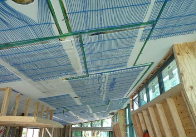 Система холодных потолков - новое решение в вопросе кондиционирования помещений