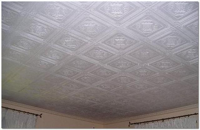 пенопластовых фото из потолок плиток
