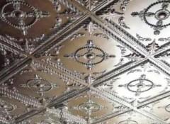 Обновляем обстановку — перекрашиваем потолок из пенопластовой плитки