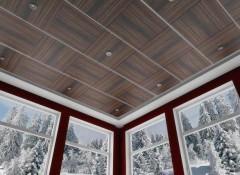 Как сделать своими руками потолок из ПВХ панелей?