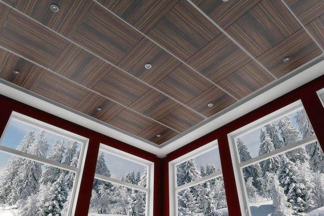 Как сделать потолок из ПВХ панелей своими руками?