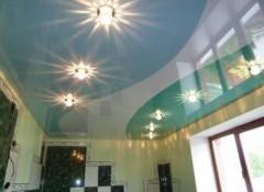 Как рассчитать необходимое количество светильников для натяжного потолка?