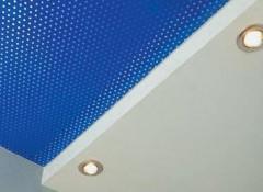 Что представляют собой натяжные потолки с шумоизоляцией?