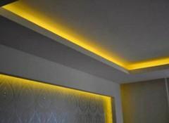 Особенности и порядок установки скрытой подсветки