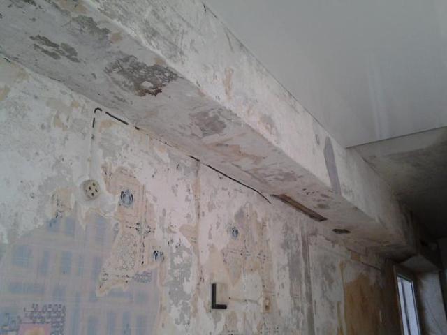 Дизайн Потолка В Панельной Пятиэтажке