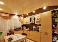 Натяжные потолки — какой материал лучше выбрать?