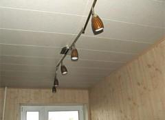 Споты для панельного потолка — что они собой представляют, виды и применение