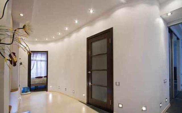 светильники в прихожей фото какие светильники выбрать