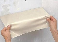 Как снять со стен старые виниловые обои?