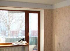 Панельный дом — какова стандартная высота потолка?
