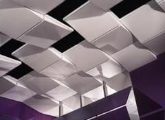 Как сделать 3d потолки?