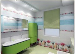 Какой выбрать потолок для ванной комнаты?