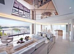 Применение в оформлении квартиры зеркальных потолков