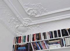 Варианты создания лепного потолка