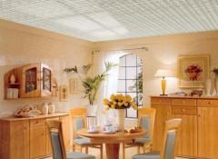 Преимущества и недостатки потолков из пенопласта