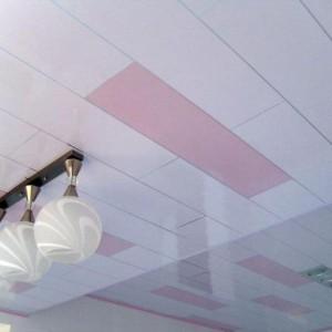 Монтаж потолка своими руками в своем доме 104