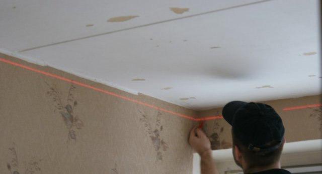 Как самому сделать потолок из гипсокартона фото 169
