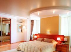 Выбираем цвет натяжного потолка для различных комнат
