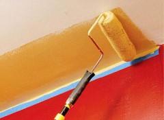 Что понимают под маляркой потолка?