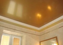 Особенности и применение перламутровых натяжных потолков