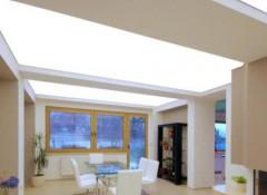 Преимущества и недостатки потолков из оргстекла