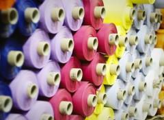 Какая ткань подойдет для натяжного потолка?