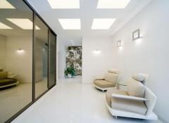 Особенности конструкции и применения светового потолка
