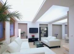 Преимущества и варианты исполнения светящихся потолков из оргстекла