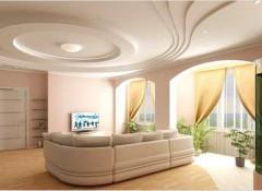 Примеры самых красивых потолков из гипсокартона
