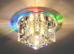 Какие лучше выбрать светильники для натяжных потолков?