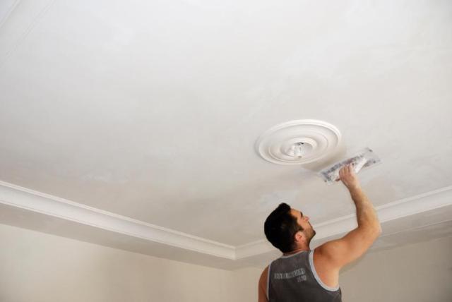Описание существующих видов отделки потолка