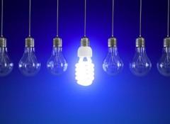Особенности и варианты потолочных энергосберегающих светильников