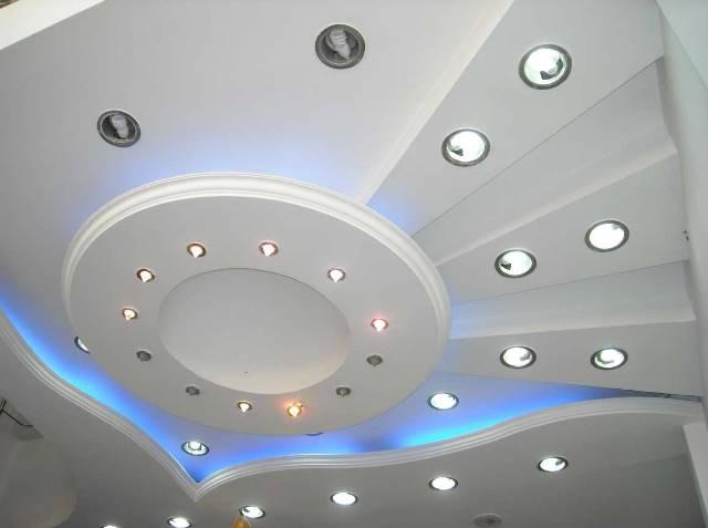 Какие потолки наиболее безопасны для здоровья?