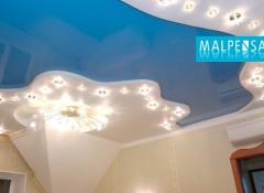 Особенности натяжных потолков Malpensa