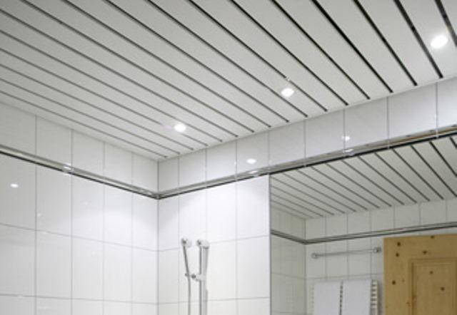 Сайдинг потолки своими руками в ванной