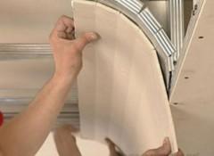 Как своими руками сделать арки из гипсокартона