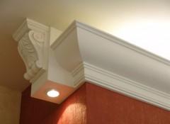 Что представляет собой потолочный фриз?