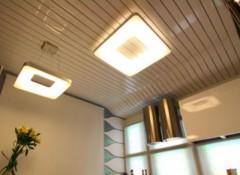 Особенности и варианты применения наборных потолков