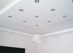Особенности дышащих натяжных потолков