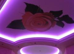 Плюсы и минусы светодиодных натяжных потолков