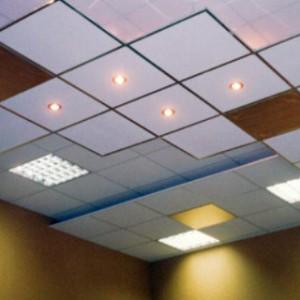 Особенности и виды потолков из минераловолокнистых плит