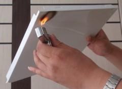 Особенности применения противопожарных подвесных потолков