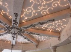 Особенности и характеристики токопроводящих потолков