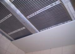 Как сделать потолки энергосберегающими?