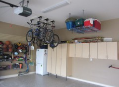Потолок в гараже — какой лучше сделать?