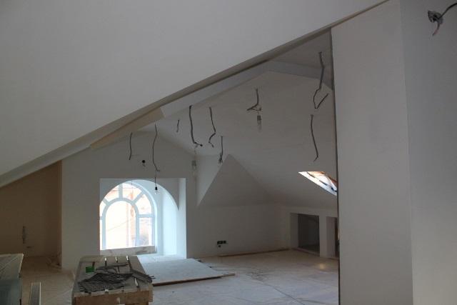 Оформляем потолок своими руками 196