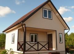 Из какого материала делать потолок в дачном доме?
