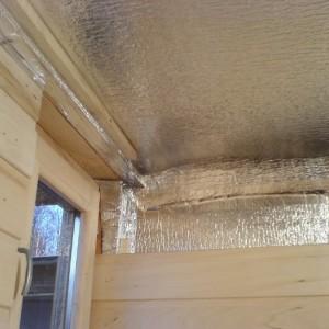 Как своими руками сделать потолок в парилке — пошаговая инструкция