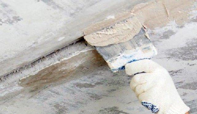 Стоимость герметизации межпанельных швов