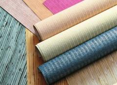 Виды и особенности текстильных обоев для потолка